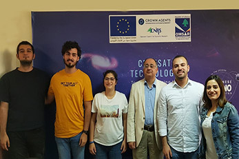 UOB takes part in the CubeSat Project